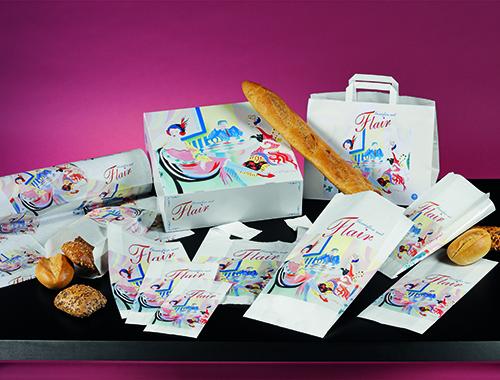 Beutel, Taschen, Tortenkarton