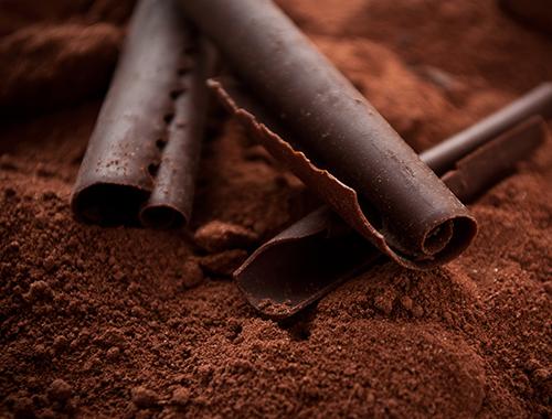 Schokoladen und Dekore